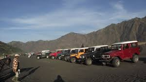 Sewa Jeep Murah di Bromo